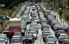 Caos no trânsito urbano do Distrito Federal