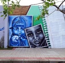 Arte urbana e patrimônio industrial