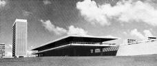 Edifício Touring, Brasília DF, arquiteto Oscar NiemeyerFoto divulgação  [revista Acrópole]