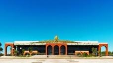Palácio Araguaia, sede do governo do Estado do Tocantins, Palmas, 2016Foto Leonardo Dimitry S. Guimarães