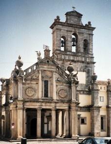 Igreja do Convento da Graça, Évora, Portugal, 2015Foto Ivan Cavalcanti Filho