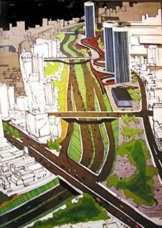 Urbanização em rede: