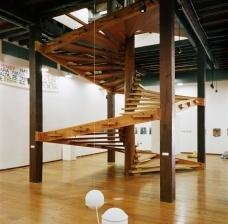 Dos escaleras y un teatro, 3 espacios rítmicos