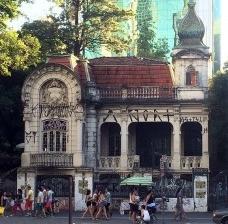 O roedor de verbas da cultura em São Paulo