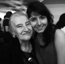 As arquitetas Rosa Kliass e Anna Juni durante a festa da Premiação IAB/SP Especial 75 anosFoto divulgação