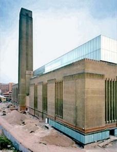 Tate Modern: fábrica de cultura