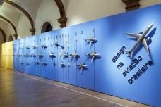 Duas exposições de design aeronáutico