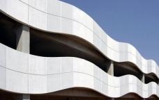 Fachadas pré-fabricadas de GRC