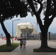 A nova Praça Mauá e o Museu do Amanhã