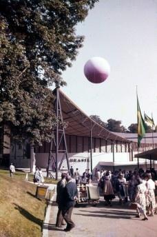 Sergio Bernardes e o pavilhão brasileiro na Exposição Universal e Internacional de Bruxelas, 1958