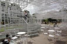 Pavilhão Serpentine 2013