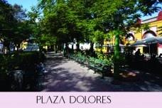 Las plazas principales del centro histórico urbano de la ciudad de Santiago de Cuba