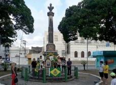 Praças imperiais de Maceió