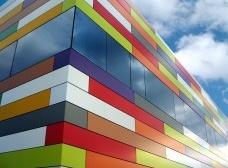 Análise energético-ambiental de fachadas com foco na reciclagem