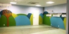 Sala destinada à aplicação de medicamentos na área pediátrica no setor urgências do Hospital Federal de Bonsucesso RJFoto Cristiane N. Silva