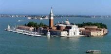 Ilha de San Giorgio Maggiore, Veneza, localização das capelas do VaticanoFoto divulgação  [Acervo Carla Juaçaba]