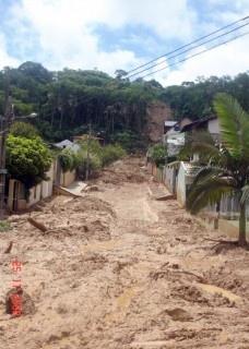 Redução de riscos de desastres naturais