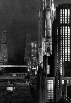 Fábulas metropolitanas de Hugh Ferriss: Narrativa e desenho no projeto da cidade do amanhã