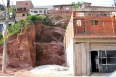 Áreas de risco, geologia e arquitetura