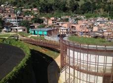 A construção do espaço público em Medellín