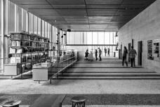 Instituto Moreira Salles – IMS, 5o pavimento, São Paulo, 2017, Andrade Morettin ArquitetosFoto Nelson Kon