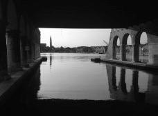 Água e pedra em Veneza, ensaio fotográficoFoto Silvana Romano Santos