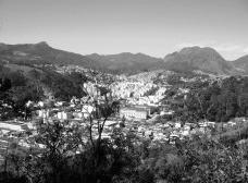 Ginásio Nova Friburgo: miranteFoto Eliane Lordello