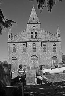 Igreja Matriz de Santo Antônio, século 18, Grão Mogol MGFoto Ana Alaíde Amaral