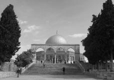 Espaços sagrados do Monte Moriah (Monte do Templo), JerusalémFoto Victor Hugo Mori, 2010