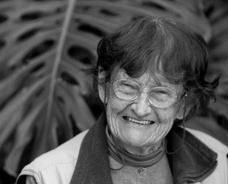 Ana Maria Primavesi, 1920-2020Foto divulgação