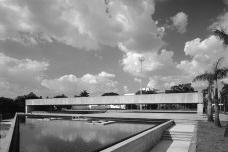 Museu Brasileiro de Escultura – MuBE, São Paulo, arquiteto Paulo Mendes da RochaFoto Nelson Kon