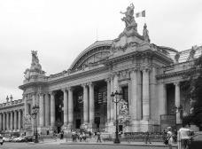 Grand Palais, Paris, FrançaFoto Thiago Costa, 2015