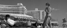 Goldfinger, filme da série James Bond, com Sean Connery, lançado em 1964. Cena rodada no Hotel Fontainebleau, em Miami BeachFoto divulgação
