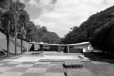 Casa Cavanelas, Petrópolis RJ, 1954, arquiteto Oscar NiemeyerFoto Leonardo Finotti