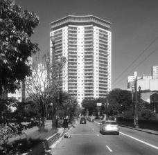 Edifício Viadutos, arquiteto João Artacho Jurado, 1956Foto Abilio Guerra