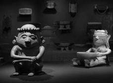 """Exposição """"Bancos indígenas: entre a função e o rito"""", Museu da Casa Brasileira, São Paulo, fev./jun. 2006, curadoria de Adélia Borges e Cristiana BarretoFoto Mariana Chama"""