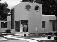 A Casa Moderna do filme Meu tioFoto divulgação