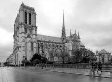 Catedral Notre-Dame de ParisFoto Eliane Lordello
