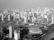 Complexo esportivo do IbirapueraFoto divulgação  [Wikimedia Commons]