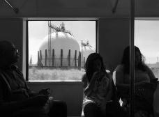 Paisagem urbana vista do trem da CPTMFoto Abilio Guerra