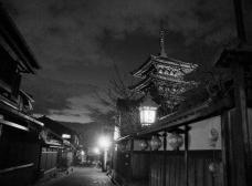 Bairro de Gion, Kyoto, JapãoFoto Sergio Jatobá, maio 2015