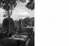 Cemitério do Araçá, São Paulo Foto Abilio Guerra