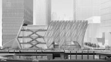 The Shed, de Diller Scofidio + Renfro, Nova York, 2019Imagem divulgação  [website DS+R]