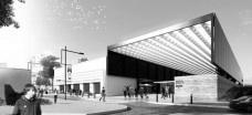1º lugar: arquiteto Henrique Wosiack Zulian; coautores: arquitetos Talita Anelize Broering, Vinicius Miranda de Figueiredo e Vitor de Luca Zanatta, São Paulo SPImagem divulgação