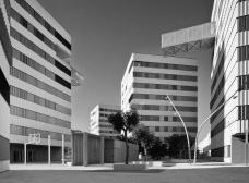 Viviendas Sociales en Sevilla, 2007-2009. Arquitectos Jose Maria de Lapuerta, Carlos Asensio y Paloma Campo Foto Fernando Alda