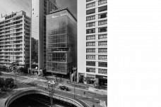 Sede do Instituto Moreira Salles, Arquitetos Vinicius Andrade e Marcelo Morettin, São PauloFoto Nelson Kon