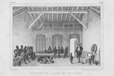 Jean-Baptiste Debret, Mercado da rua do Valongo, 1813-1831Imagem divulgação
