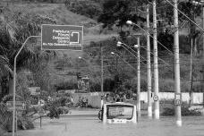 Enchente em Franco da Rocha, município próximo a São PauloFoto Wilson Dias/ABr