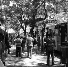 Sistema de ônibus de São PauloFoto Alessandro Moreno Muzi