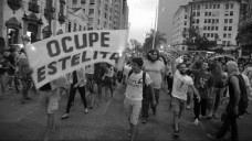 Movimento Ocupe EstelitaFoto divulgação